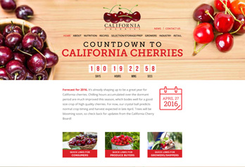 California Cherries