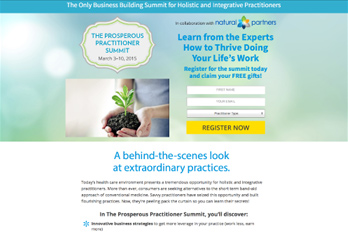 Prosperous Practitioner Summit