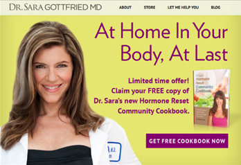 Dr. Sara Gottfried, MD